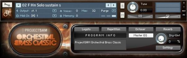 Buy ProjectSAM Orchestral Brass Classic