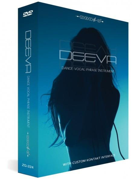 Download Zero-G Deeva Dance Vocal Phrase Instrument