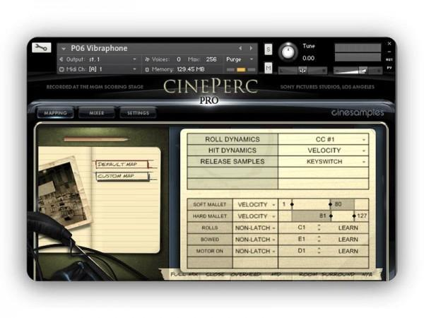 Review CineSamples CinePerc COMPLETE Bundle