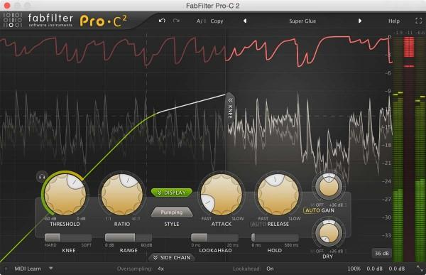 Download FabFilter Pro-C 2