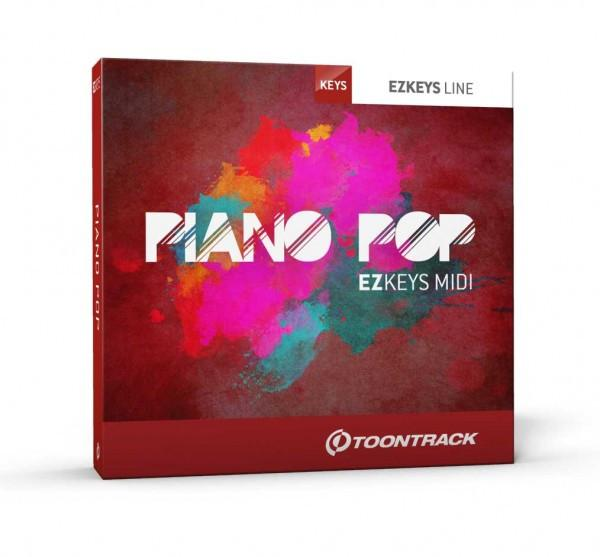 Download Toontrack EZkeys Piano Pop MIDI Pack