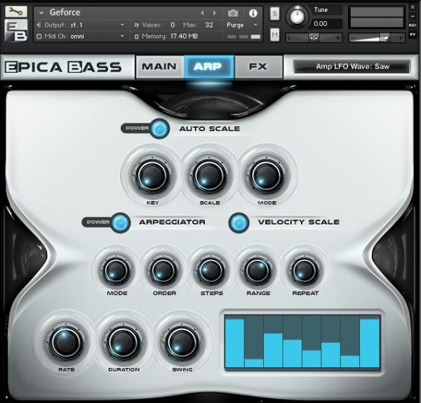 Download Sam Spacey Epica Bass