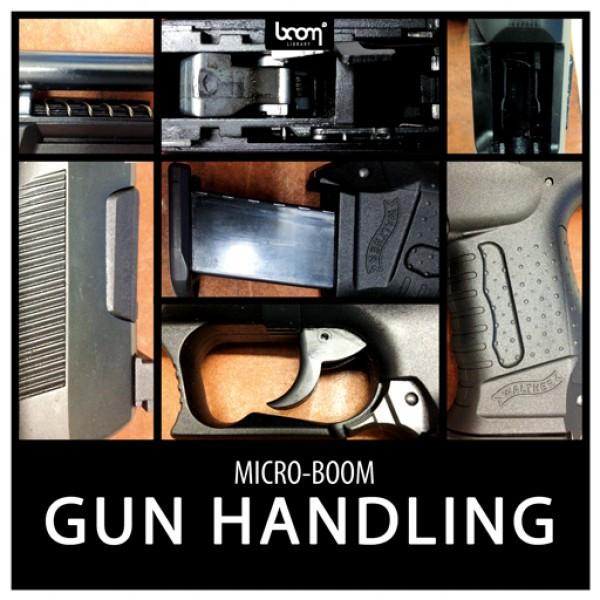 Download Boom Library Gun Handling