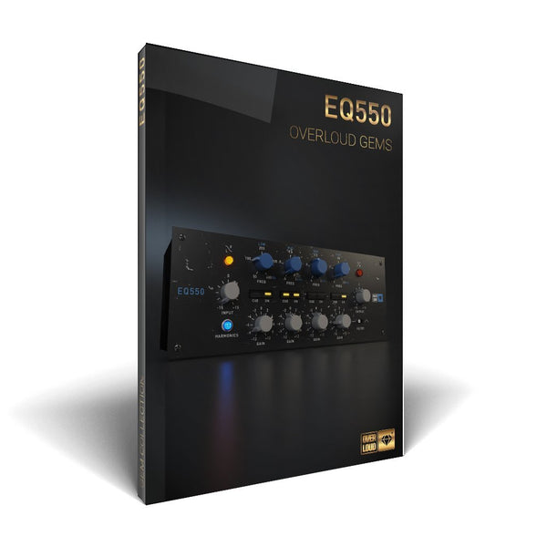 Overloud Gem EQ550 EDUCATION