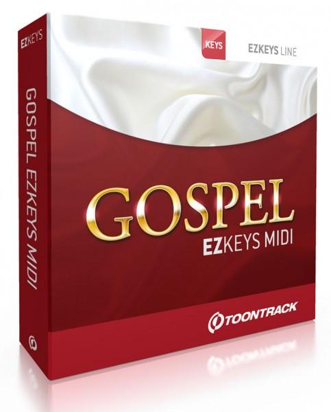 Download Toontrack EZkeys Gospel MIDI Pack