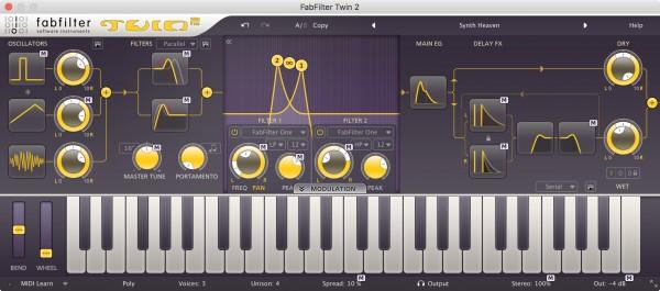 Download FabFilter Twin 2