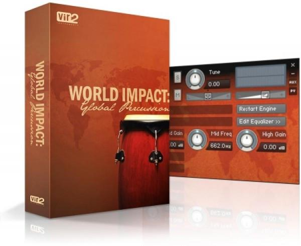Download Vir2 Instruments World Impact: Global Percussion