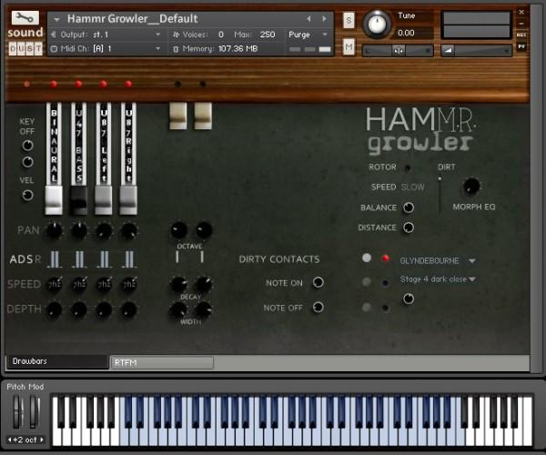 Download Sound Dust Hammr Growler