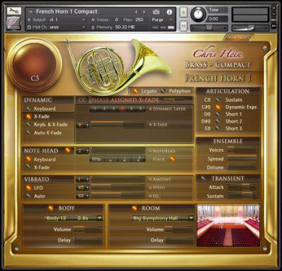 Download Best Service Chris Hein Orchestral Brass Compact