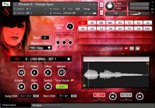 Kontakt Soundiron Voice of Gaia Strawberry