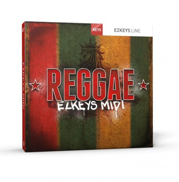 Download Toontrack EZkeys Reggae MIDI Pack