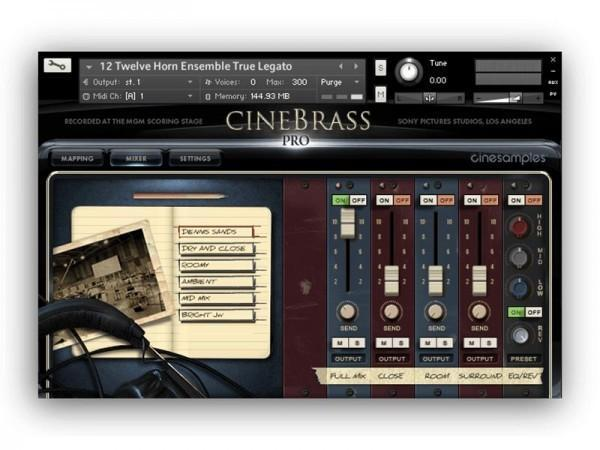 Virtual Instrument Cinesamples Cinesymphony Complete
