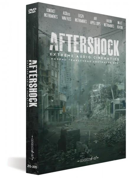 Download Zero-G Aftershock: Extreme Audio Cinematics