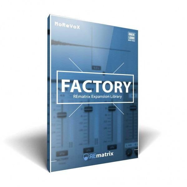 Overloud Rematrix Factory IR Library EDUCATION