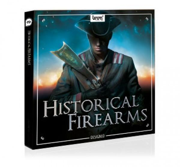 Download Boom Library Historical Firearms Designed