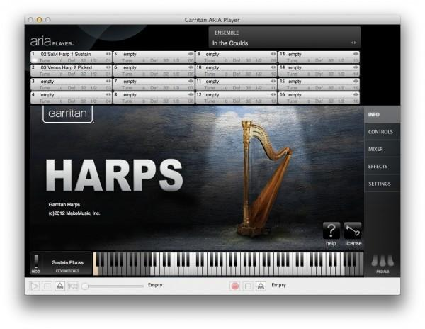 Download Garritan Harps