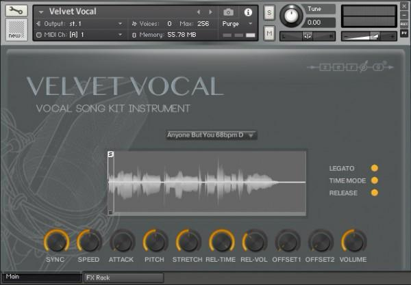 Review Zero-G Velvet Vocal