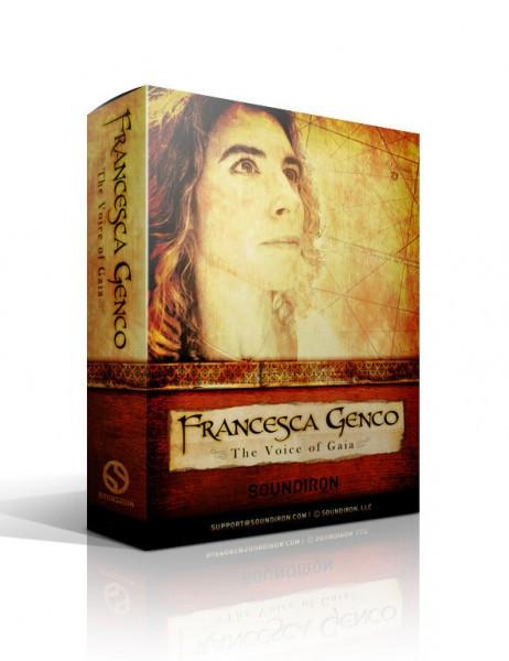 Download Soundiron Voice of Gaia  Francesca Genco