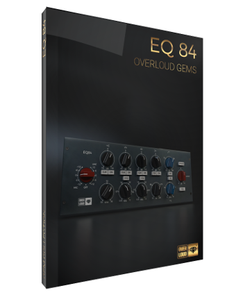 Overloud Gem EQ84: Discrete Class A British EQ EDUCATION