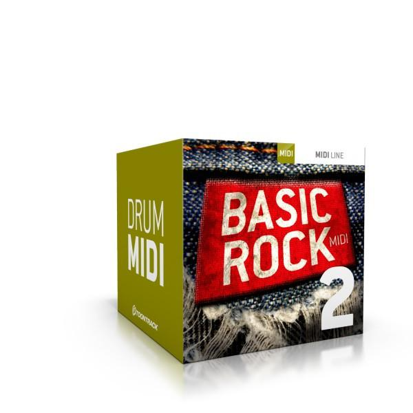 Download Toontrack Basic Rock 2 MIDI