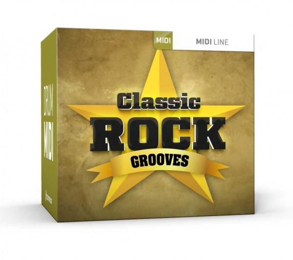 Download Toontrack Classic Rock Grooves MIDI