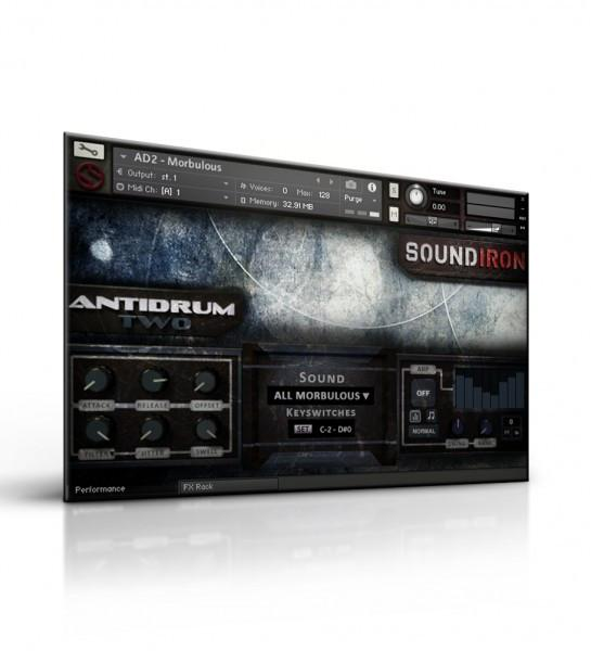 Press Quotes Soundiron Antidrum II