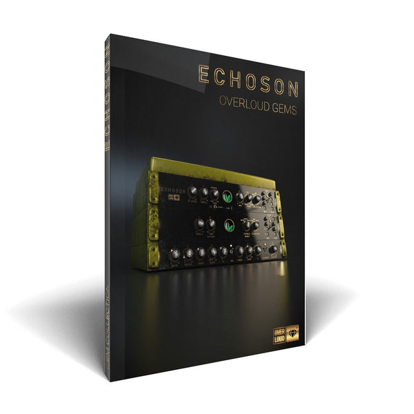Overloud Gem Echoson gems bundle