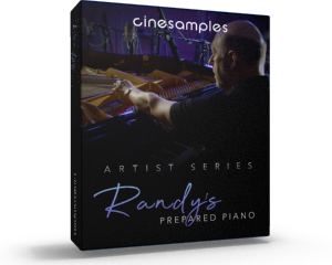 Cinesamples Randy's Prepared Piano
