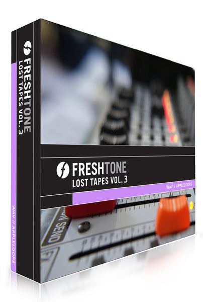 Freshtone Lost Tapes Vol 3