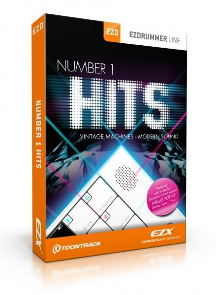 Toontrack EZX - Number 1 Hits EDUCATION