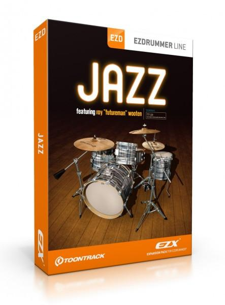 Download Toontrack EZX - Jazz