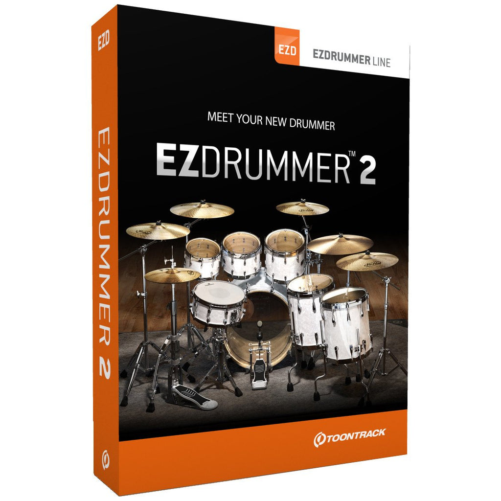 Download Toontrack EZdrummer 2 Education Institute
