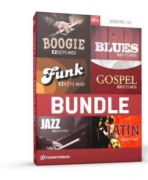Download Toontrack EZkeys Roots Music MIDI 6 pack