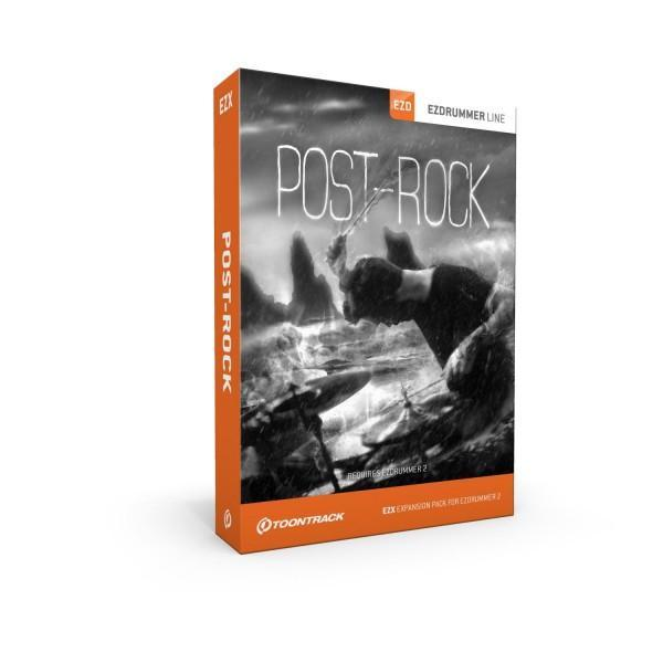 Toontrack EZX - Post-Rock EDUCATION