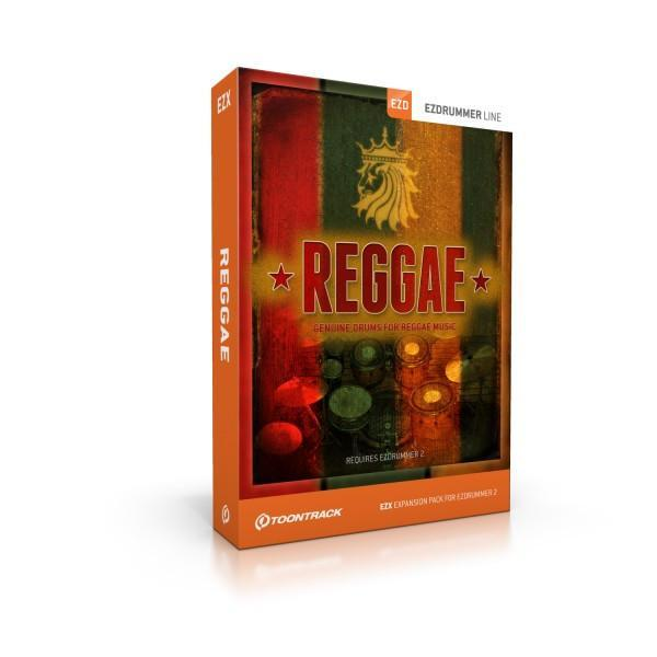 Toontrack EZX - Reggae EDUCATION