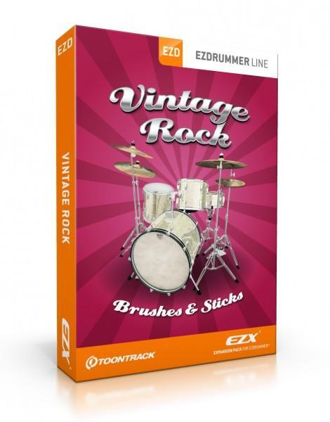 Toontrack EZX - Vintage Rock EDUCATION