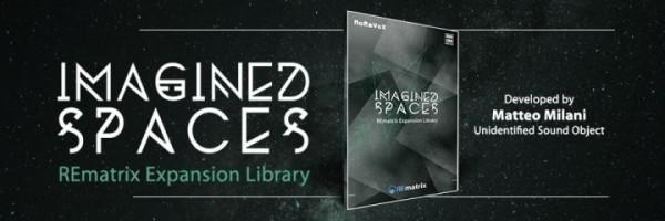 Buy Overloud Imagined Spaces Rematrix library