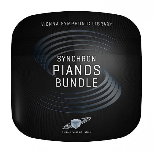 VSL Synchron Pianos Bundle