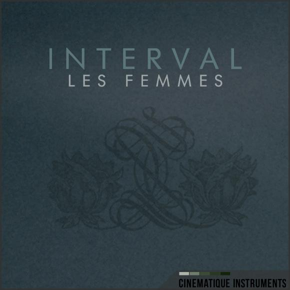 Cinematique Instruments Interval Les Femmes Cover Art