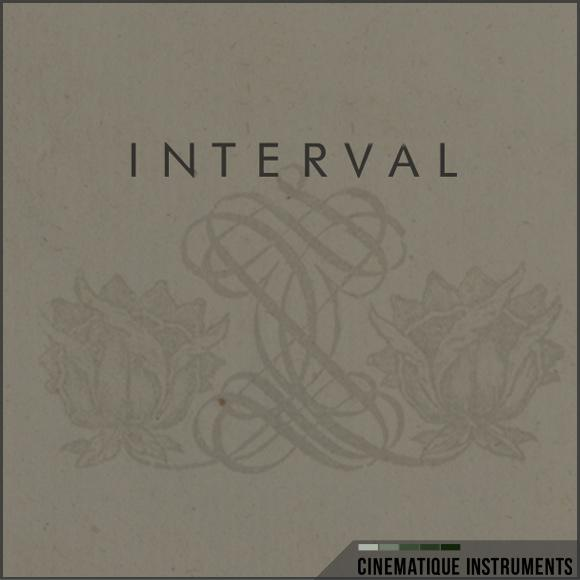 Cinematique Instruments Interval Cover Art
