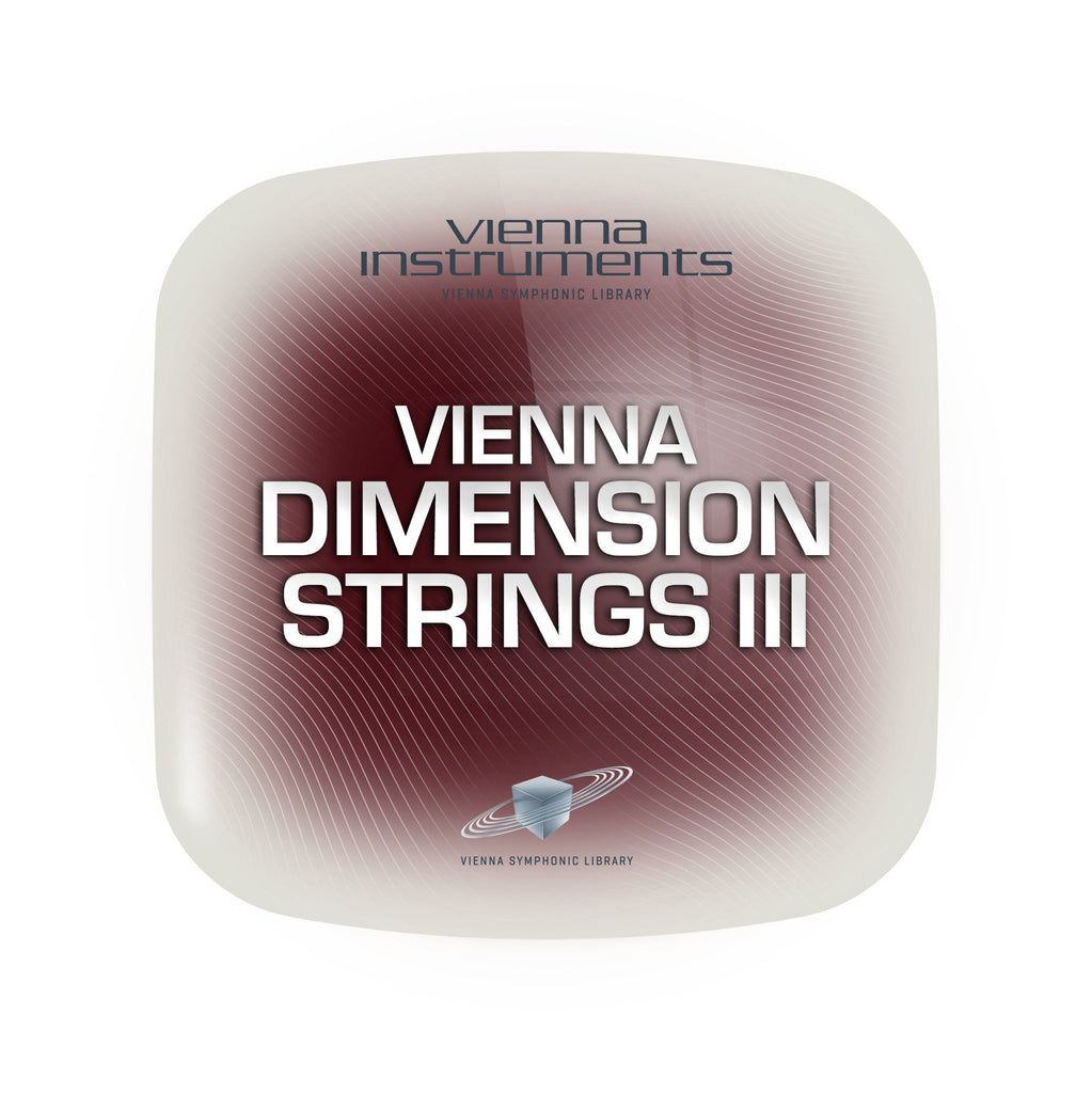 VSL Vienna Dimension Strings III