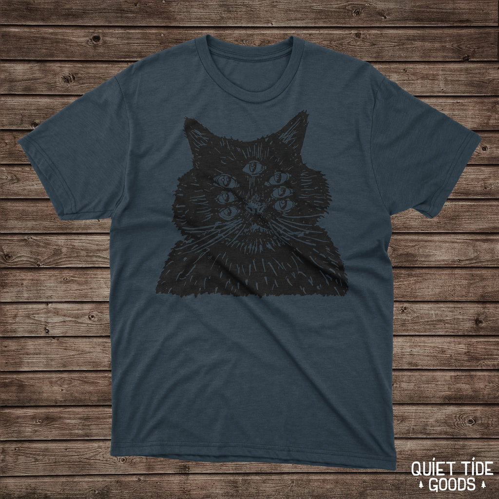 Harry Beast Cat T-Shirt