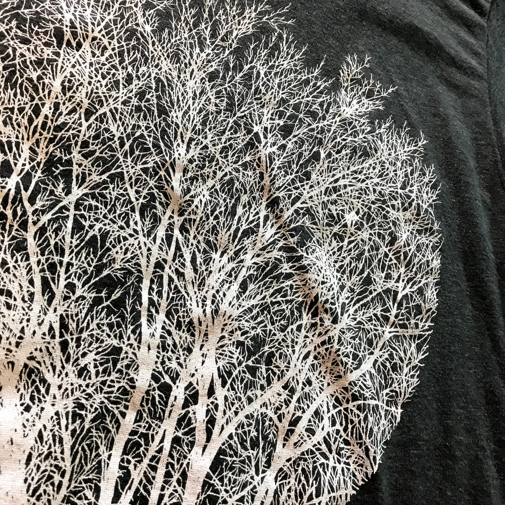 From My Cold Hands Screen Printed T-Shirt