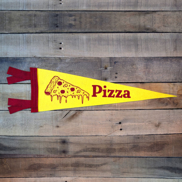 Mini Pizza Pennant