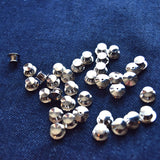 Locking Metal Pin Back (Silver)