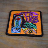 La Luz Embroidered Patch