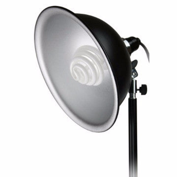 "10"" Photo Flood Light Reflector"