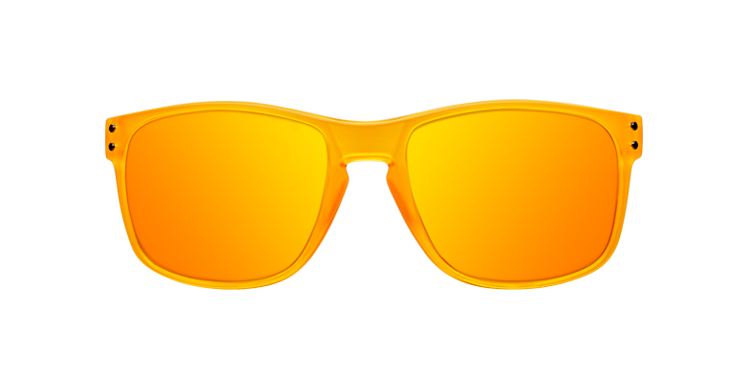 BOLD SMOKY ORANGE - ORANGE POLARIZED