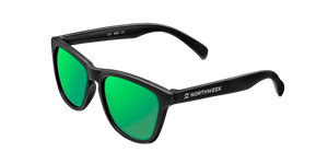 KIDS MATTE BLACK - GREEN