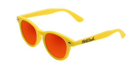 circle-matte-yellow-red-polarized
